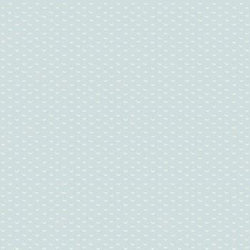 Muster Hellblau Tapete
