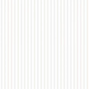 Tapete Streifen Beige-Weiß Lullaby