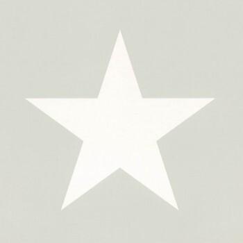Fjordgrün Sterne Vliestapete