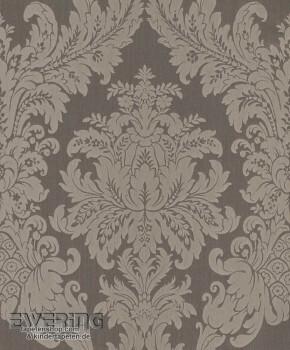 Rasch Textil Cassata 23-077291 taupe Ornament Textiltapete