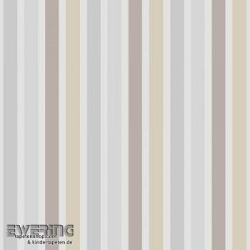 Dekostoff Baumwolle Streifen
