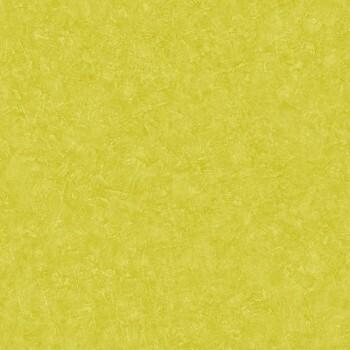 Vliestapete Uni Gelb