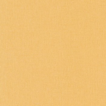 Tapete Gelborange Uni Caselio - Linen II 36-LINN68523250