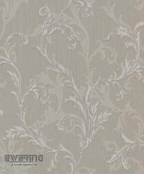 23-078243 Liaison Rasch Textil dunkel-taupe Textiltapete Ornament