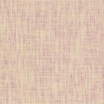 Leinenstruktur Rosa Beige Papier