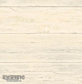 23-022324 Reclaimed Rasch Textil beige. Holzoptik Vliestapete