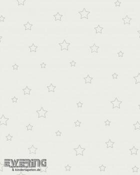 Transparent Sterne Voile Mädchenzimmer