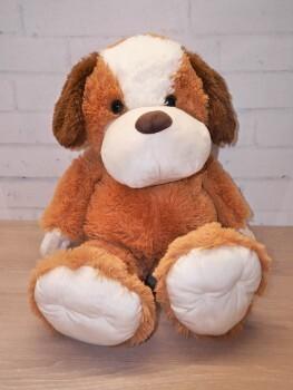 Stoffhund Braun Hund Xxl Kuscheltier