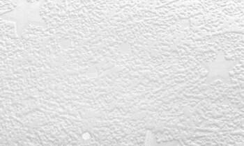 Vliestapete Tapeten Strukturtapete Leuchtsternen Weiß Phosphorfrei _L
