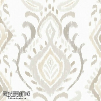 23-148644 Cabana Rasch Textil beige Verzierung Vliestapete