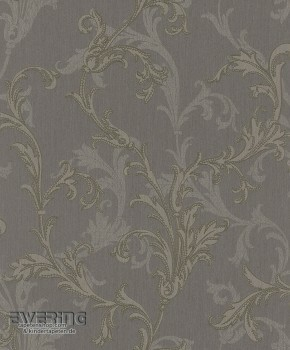 Rasch Textil Liaison 23-078250 Ramage-Ornament erdbraun Textil
