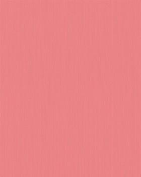 Vliestapete Blass-Rot Streifen-Muster Uni