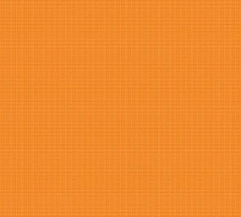 Orange Unitapete Vlies Ranken