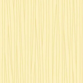 Tapete Zitronen-Gelb Streifen