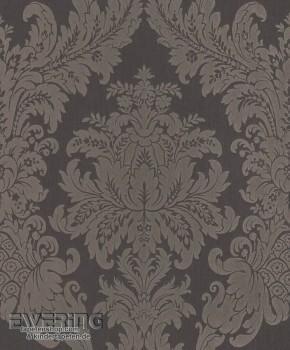 Rasch Textil Cassata 23-077246 Ornament dunkel-grau Textiltapete