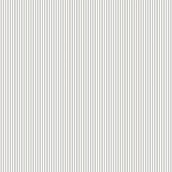 Streifentapete Grau Weiß Vlies