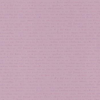 Papiertapete Lila Schrift