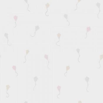 Vliestapete Beige Rose Drachen