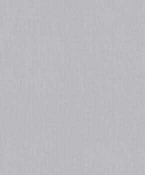 Uni Vliestapete Blau-Grau