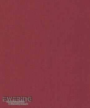 23-077154 Cassata Rasch Textil Rot-Braun Unitapete Textiltapete