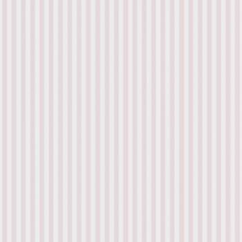 Vliestapete Streifen Rosa Weiß
