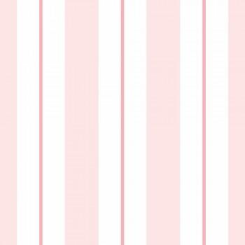 Tapete Rosa Pinke Streifen