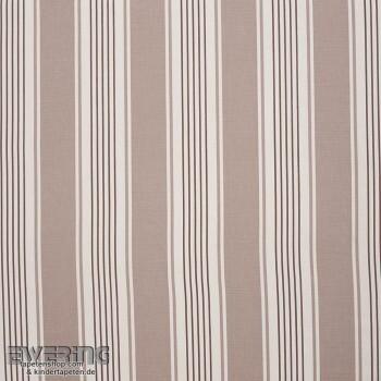 Casadeco - Chantilly 36-CHT15481105 Streifen beige Dekostoff