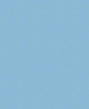 Vliestapete Hell-Blau Strukturiert Uni