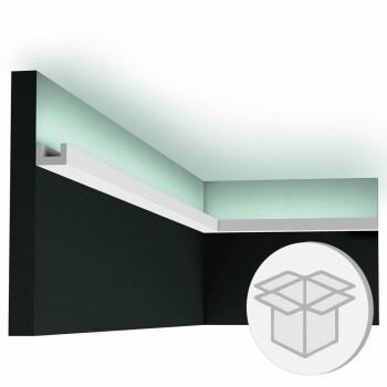 50er Box CX190F Flexible Deckenleiste Orac Decor Lichtleiste