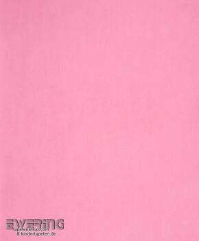 Tief-Rosa Unitapete Papiertapete