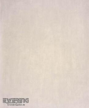 Grau Papier-Tapete Unitapete
