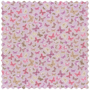 Schmetterling Pink
