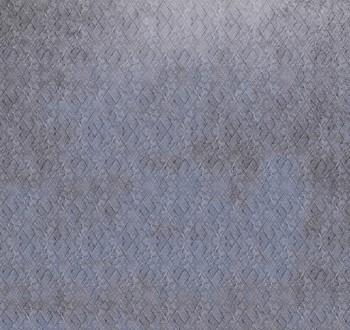 Muster Grau Blau Wandbild Karo 62-ODED192015 Tenue de Ville ODE