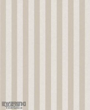 Strictly Stripes 23-361871 Vliestapete hell-beige Streifen