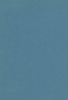 Erismann Sevilla 33-5983-08, 598308 Vliestapete blau Uni Wohnzimmer