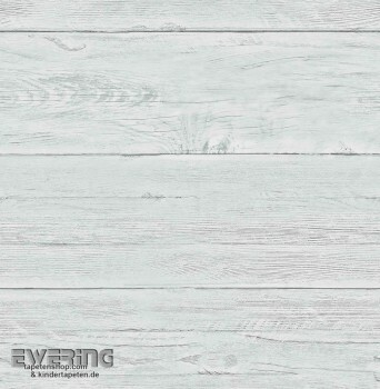 23-122325 Reclaimed Rasch Textil weiß Vliestapete Holzpaneele