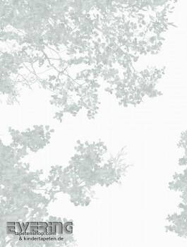 36-GEO26899127 Casadeco - Géode Texdecor Wandbild Äste grau
