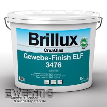 CreaGlas Gewebe-Finish ELF 3476 weiß M