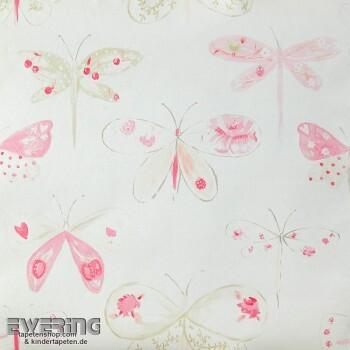 Schmetterlinge Creme