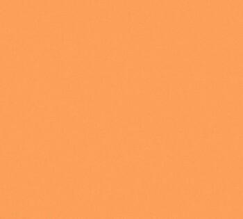 Vliestapete Uni Orange
