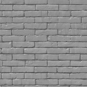 Papier Tapete Grau Stein