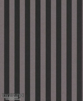 23-361802 Strictly Stripes Vliestapete Streifen braun
