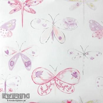 Schmetterlinge Weiß