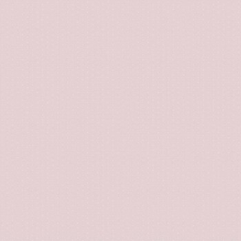 Rosa Punkte-Tapete Mädchen