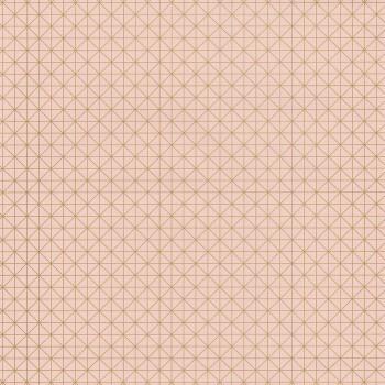 Caselio - Tonic 36-TONI69454916 rosa gold Linien Tapete Vlies Mädchen