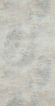 Loft 12-218450 BN/Voca Fossilien Vliesapete Beige/Grün