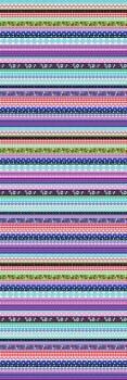 Muster Wandbild Streifen Xl
